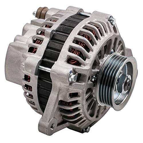 LZZJ Alternadores Alternador 12V 100A para Mitsubishi Triton MK V6 4x4 Motor...