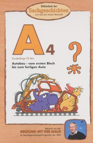 Bibliothek der Sachgeschichten - (A4) Autobau