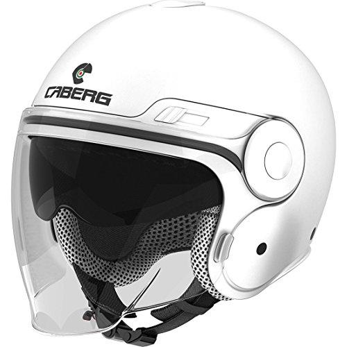 Caberg Uptown Bianco casco del motociclo