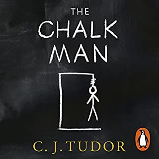 The Chalk Man                   By:                                                                                                                                 C J Tudor                               Narrated by:                                                                                                                                 Andrew Scott,                                                                                        Asa Butterfield                      Length: 8 hrs and 39 mins     1,328 ratings     Overall 4.1