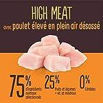 True Instinct High Meat Adult - Nature's Variety - Croquettes pour Chien Adulte avec Poulet Désossée - 12kg #3
