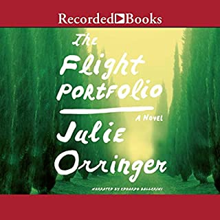 The Flight Portfolio audiobook cover art