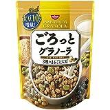 日清シスコ ごろっとグラノーラ 3種のまるごと大豆 400g×6袋