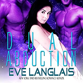 Dual Abduction     Alien Abduction, Book 3              Written by:                                                                                                                                 Eve Langlais                               Narrated by:                                                                                                                                 Holly Chandler,                                                                                        J.F. Harding                      Length: 4 hrs and 48 mins     Not rated yet     Overall 0.0