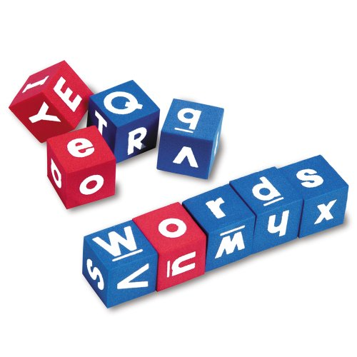 Learning Resources Hands on Soft Alphabet Dice Set