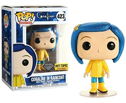 POP Funko Coralina in Raincoat 423 Diamond