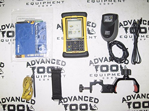 Check Out This Trimble Nomad Data Collector Bluetooth Pocket PC with WM-Topo Survey System
