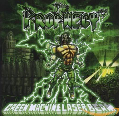 Green Machine Laser...