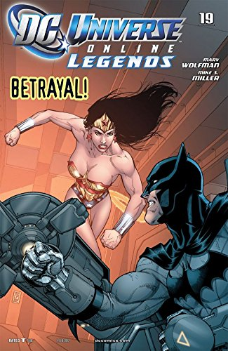 DC Universe Online Legends #19 (English Edition)