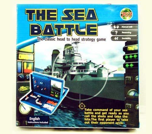 Juego de estrategia de batalla marítima «hundimiento de barcos», de plástico, en...