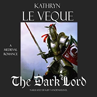 The Dark Lord: Book 1 in 'The Titans' Series, Volume 1 audiobook cover art