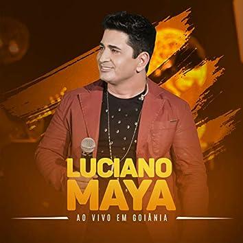 Luciano Maya, ao Vivo em Goiânia