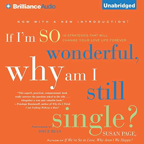 If I'm So Wonderful, Why Am I Still Single? cover art