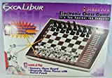 Excalibur Stiletto II Electronic Chess Game