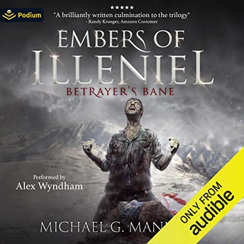 Betrayer's Bane Audiobook By Michael G. Manning cover art