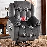 Best Recliners - ANJ Electric Massage Power Lift Recliner Chair Sofa Review
