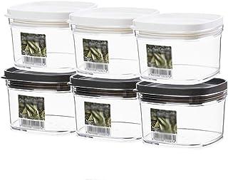 Ensembles de boîtes Boite De Conservation Alimentaire, Boite De Rangement Cuisine Lot, Ensemble De Boîtes des Aliments Sèc...