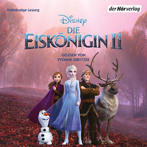 Page de couverture de Die Eiskönigin 2
