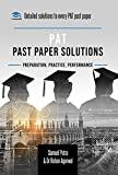 PAT Past Paper Worked Solutions: Detailed Step-By-Step Explanations for over 250 Questions, Includes all Past Past Papers for the Physics Aptitude Test (English Edition)