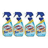 Tilex Mold and Mildew Remover Spray, 16 Fluid Ounce (Pack of 4)
