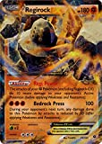 Pokemon - Regirock-EX (43/124) - XY Fates Collide - Holo