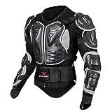 Roiper Unisexe Homme Femme Moto à La Mode Pas Cher Protection du Corps Nouveauté Blouson Jacket Armure De Sport Anti-Chute Veste De Motocross