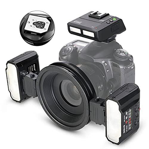 Meike MK-MT24 Flash annulaire Double pour Nikon