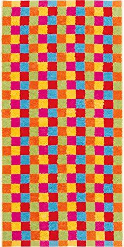 Cawö Home Handtücher Life Style Karo 7017 Multicolor - 25 Handtuch 50x100 cm