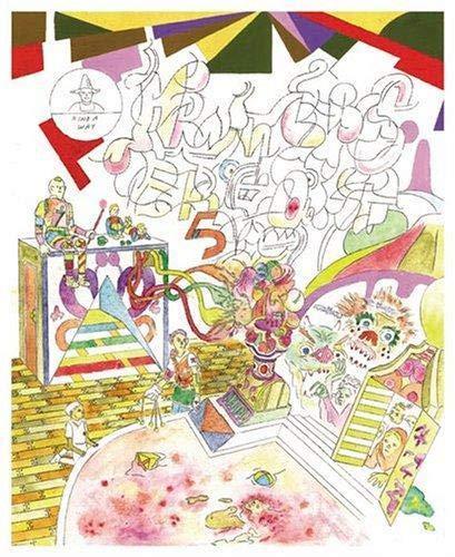 Kramer's Ergot, Tome 5 : Edition en langue anglaise