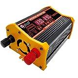 Power Inverter 300W Car DC 12V a 110V AC Converter con doppio display LED USB caricabatteria da auto corredo lavoro industriale fai da te