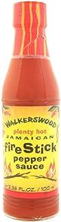 Walkerswood Firestick Pepper Hot Sauce, 100 ml