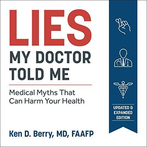 Lies My Doctor Told Me cover art