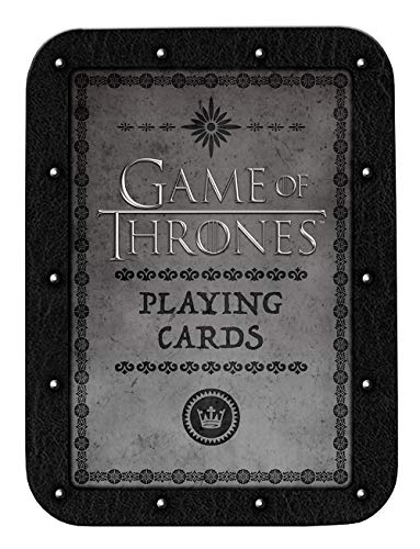 USAopoly Playing Cards: Game of Thrones