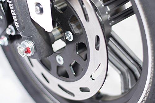 Elektro Motorroller mit Straßenzulassung – Zweisitzer – 45 km/h Bild 3*