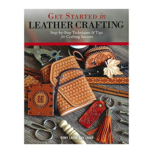 Get Started in Leather Crafting Step-by-Step...