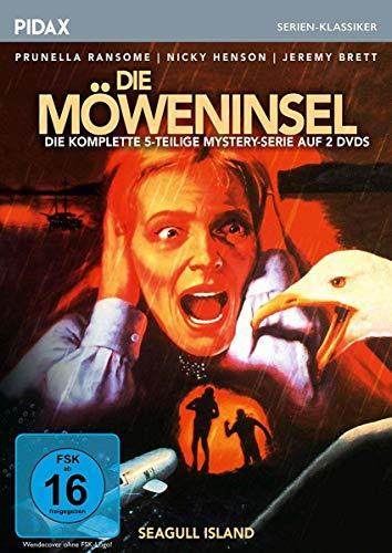 Die Möweninsel (Seagull Island) / Die komplette 5-teilige Mysteryserie (Pidax Serien-Klassiker) [2 DVDs]