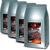 assez COFFEE【国際珈琲鑑定士】 ブレンド 「GABU 飲み COFFEE STRONG BLEND」2kg(500g4袋) (豆)