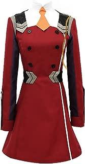 Wish Costume Shop Darling in The FRANXX Uniform Zero Two Cosplay Costume