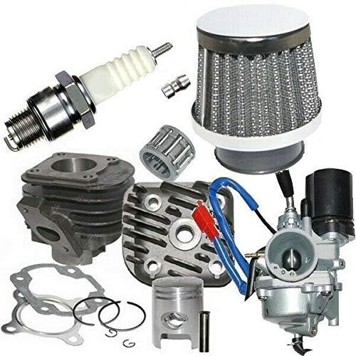 Unbranded 50cc Cylindre 40mm Piston KIT pour SMC ATV Quad 50 2T