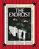 The Exorcist Movie Poster Classic Horror Movie Wall Decor The Exorcist Dictionary Art Print 8x10