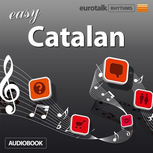 Rhythms Easy Catalan audiobook cover art