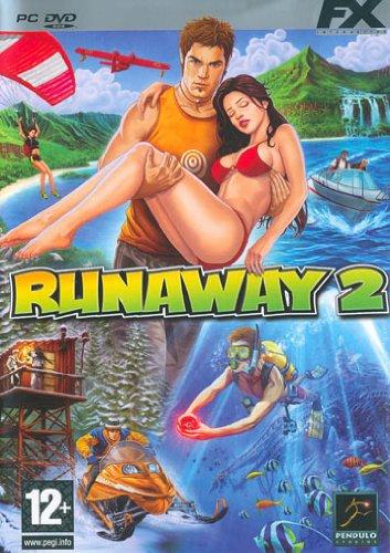 Runaway 2 (DOPPIO DVD-ROM: Include RUNAWAY per poter giocare alla saga completa!)