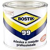 Bostik 10917 Adesivo a Contatto, Giallo, 400 ml