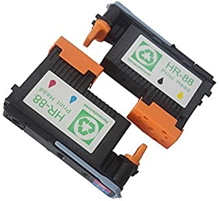 Ink Choice 1SET X for HP88 printhead C9381a C9382A for hp 88 K550 K5300 K5400 K8600 L7000 L7480 7550 7580 7680 L7710 L7750...