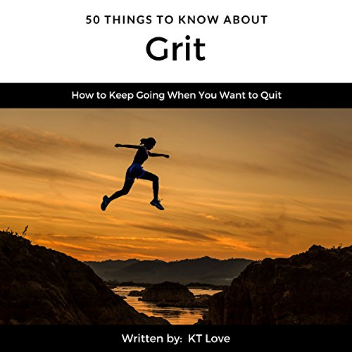 50 Things to Know About Grit cover art