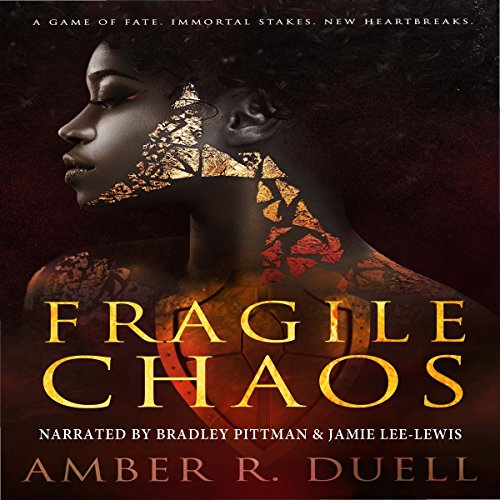 Fragile Chaos audiobook cover art