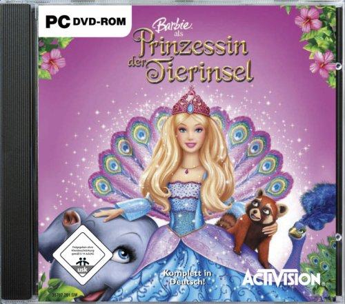 Barbie als Prinzessin der Tierinsel [Software Pyramide]