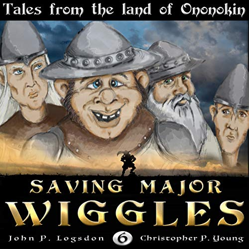 Saving Major Wiggles cover art
