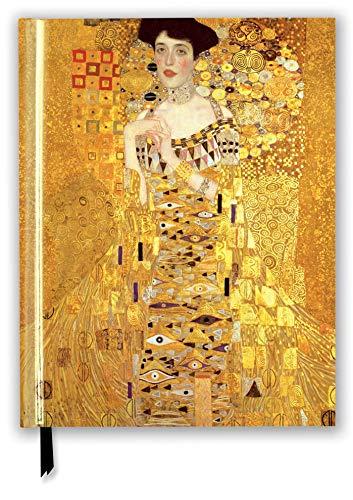 Gustav Klimt: Adele Bloch Bauer I (Blank Sketch Book) (Luxury Sketch Books) (Premium Skizzenbuch)
