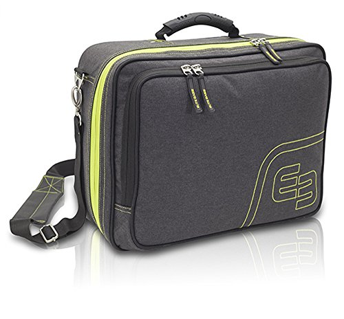Elite bags Qvm-00020/17 Koffer für Heimwerker, Bioton, Limettengrau, urban & go |Elite Bags